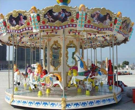 Fairground ride from Beston