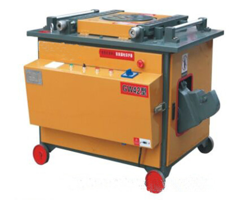 GW42 Combination bar bender machine for sale