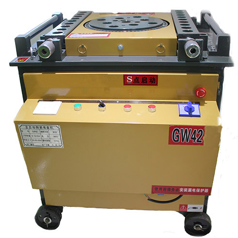 GW42 automatic rebar bending machine