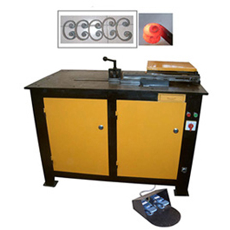 make coil machine