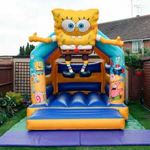 inflatable rides bouncy castle for kids