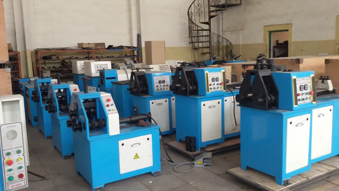 multifunctional integrated machines