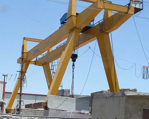 Ellsen largest gantry crane with high quality for sale