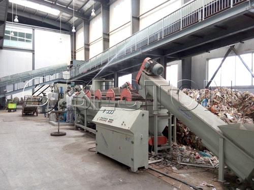 Garbage Sorting Machines