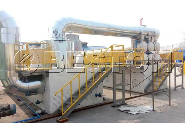 Medical Waste Pyrolysis Plant