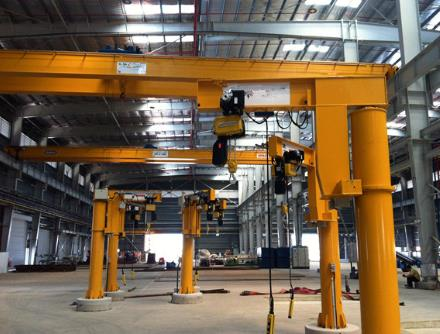Buy a Customized Jib Crane For Your Workplace With Cheap Price