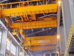 Indoor Bridge Crane