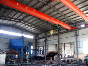 Bridge Crane Industrial