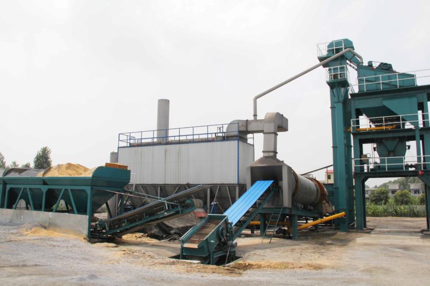 AIMIX Asfalt Mixing Plant