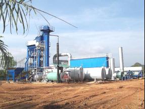 AIMIX LB Serie Asfalt Mixing Plant