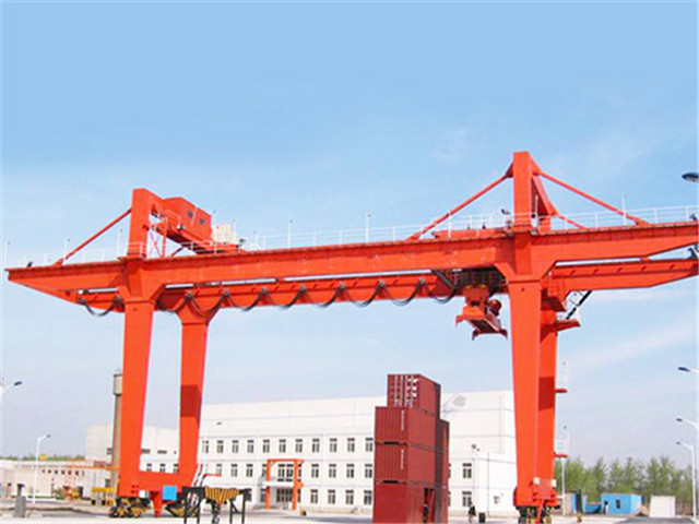 30 ton gantry cranes in China