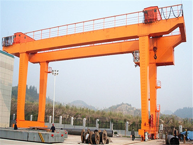 Chinese Electric Gantry Cranesbuy