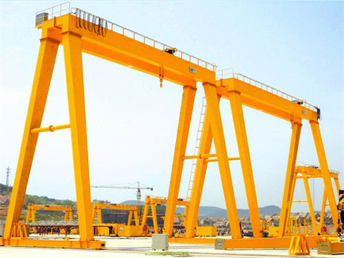 gantry crane with double girder
