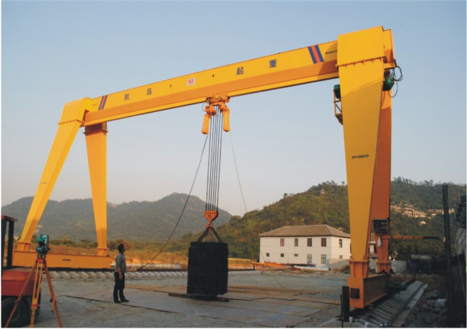Buying Gantry Cranes in China