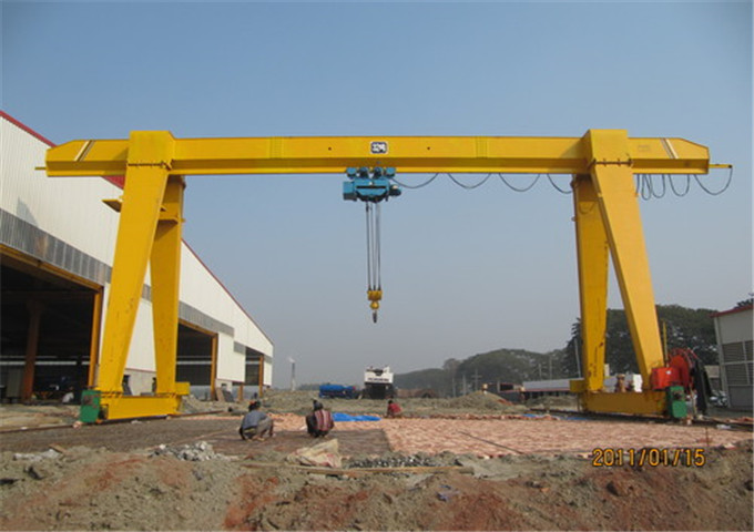 12.5 ton gantry crane for sale in China