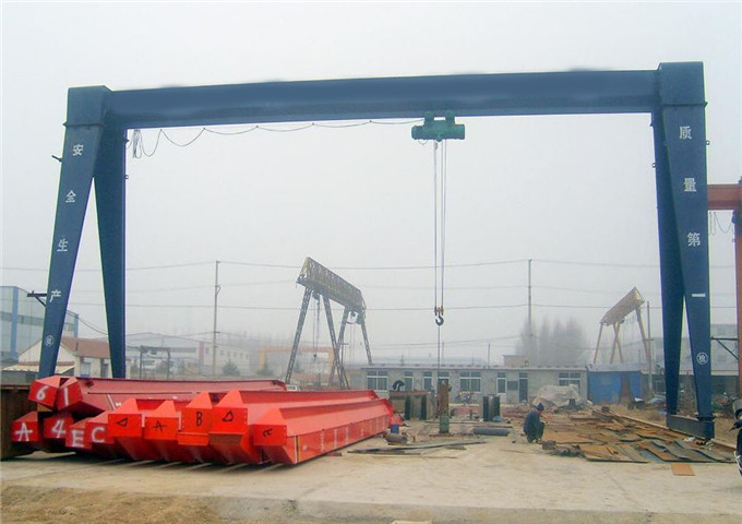 Choose a great gantry crane 12.5 t factory price
