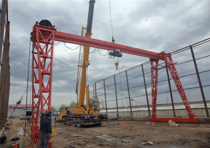 Order a gantry crane 12.5 for sale